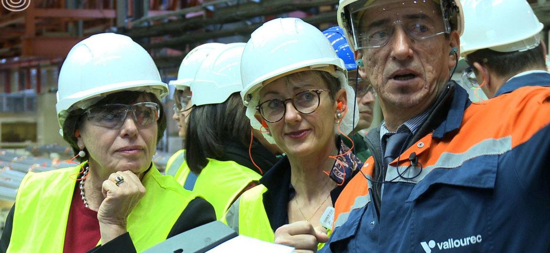 actualité entrepreneurs de l'auxois, visite des sénateurs entreprises en Auxois