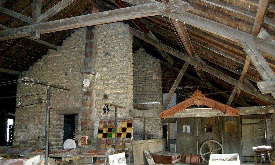 actualité entrepreneurs de l'auxois, musée de La Tuilerie des Granges