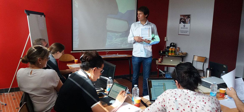 """actualité entrepreneurs de l'auxois, ateliers """"Coaching de groupe"""""""